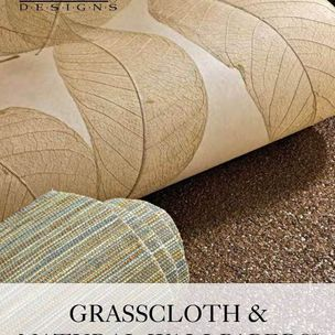 Бумажные Designer Resource Grasscloth
