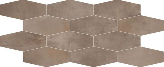 Керамогранит ABK Interno 9 Losanga Mud 30x60